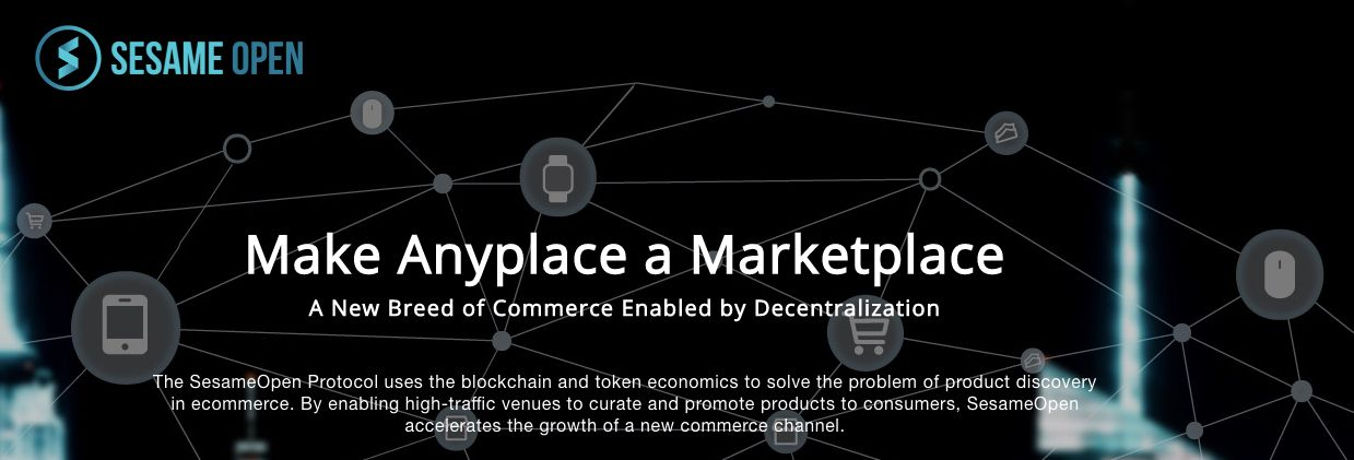 SesameOpen Network Expands On Decentralized Commerce [Interview ...