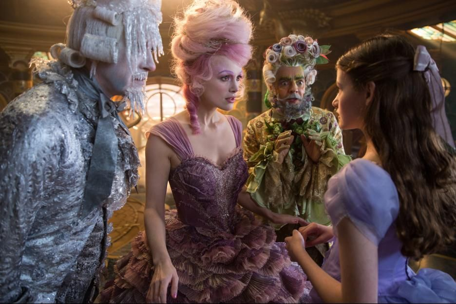 The Nutcracker and The Four Realms NEW Poster, Photos