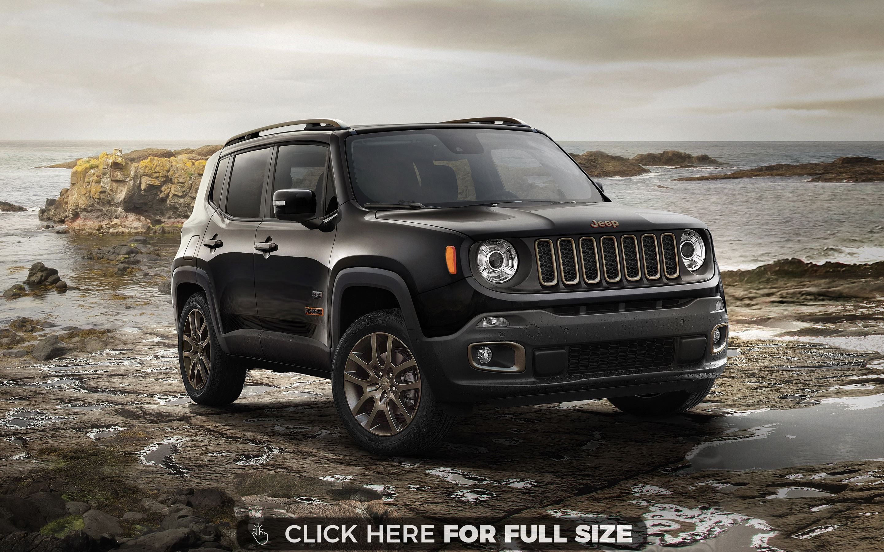 Jeep Renegade 75th Anniversary Model Jeep Renegade Auto Jeep Us Cars