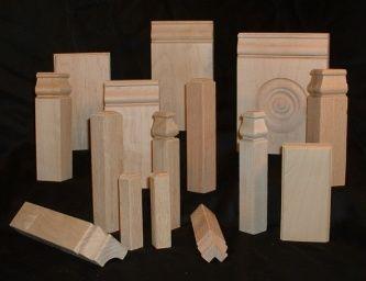 Plinth Blocks For Miter Free Baseboards Baseboards