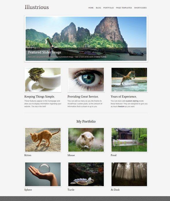 Free WordPress Theme | themes ping pong & beats | Pinterest | Free ...