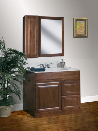 Pace Valencia Series 30 X 21 Vanity With Drawers On Right Bathroom Cabinetsbathroom
