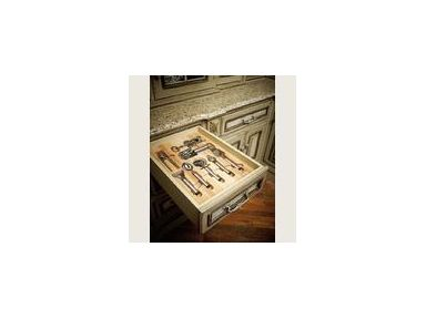 Shop for Habersham Plantation Corporation Utensil Drawer Storage, KK-DRSLV1, and other Accessories at Englishman's Interiors in Dallas, TX. Finish Placement: One Finish Only.