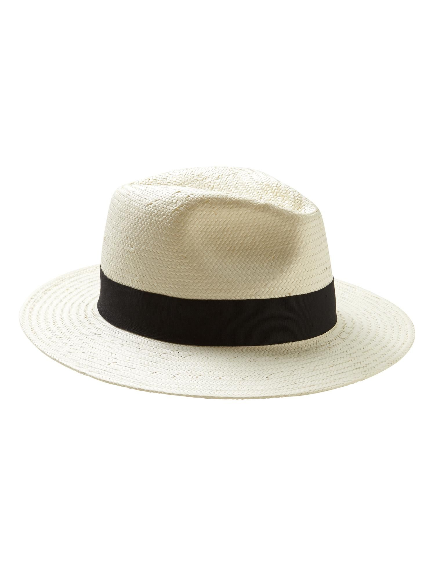 5cfb5137 Neutral Panama Hat | Banana Republic Factory | S/S 2017 Fashion ...