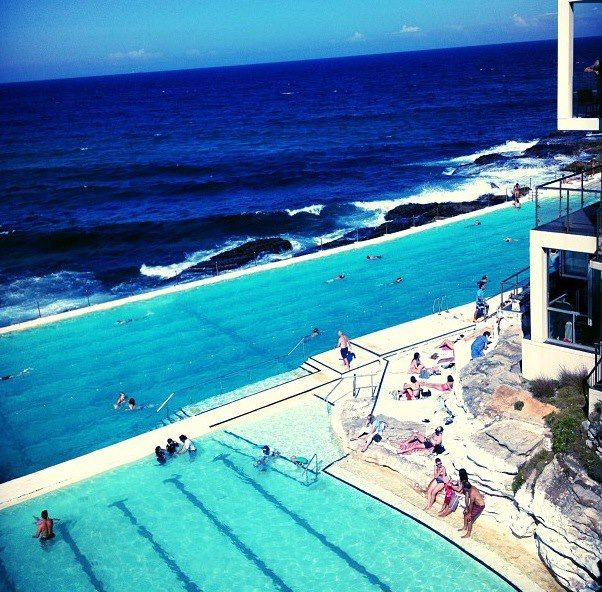 Sydney Australia Take Me There Now Places To Go Bondi Beach Vacation Spots