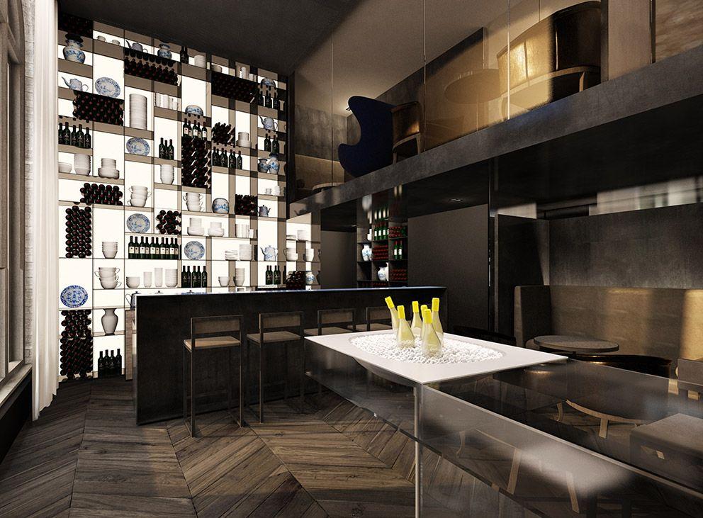 Alle teppiche sprechen zu mir bistro pinterest bar for Design hotel niederlande