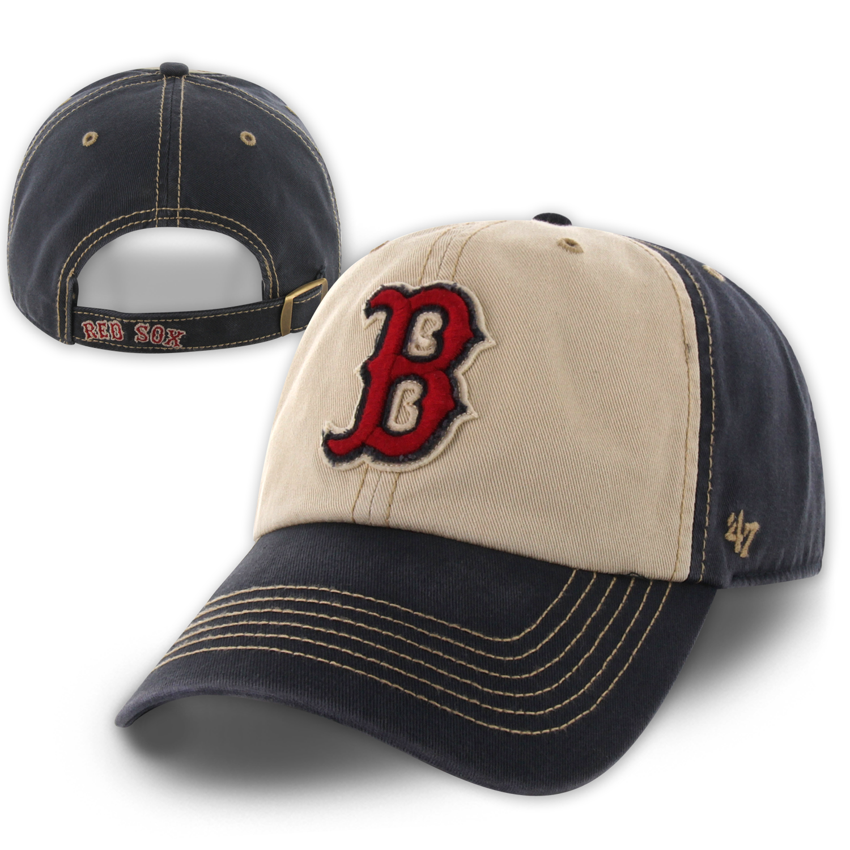 47 Clean Up Freshman Yosemite Red Sox Hat Navy Hats Caps Hats