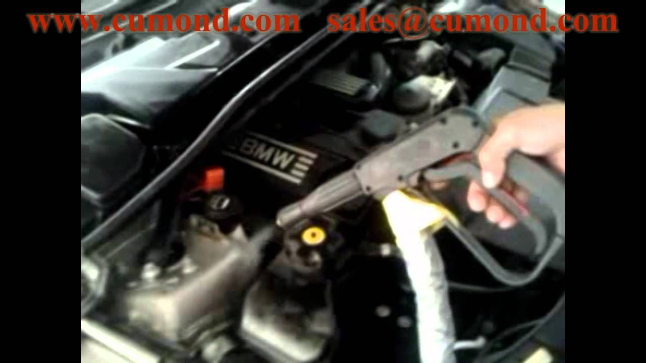 Lpg Steam Micro Water Wash Machine For Cleaning Car Engine