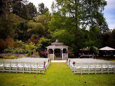 Marin Art And Garden Center Ross California Wedding Venues 2