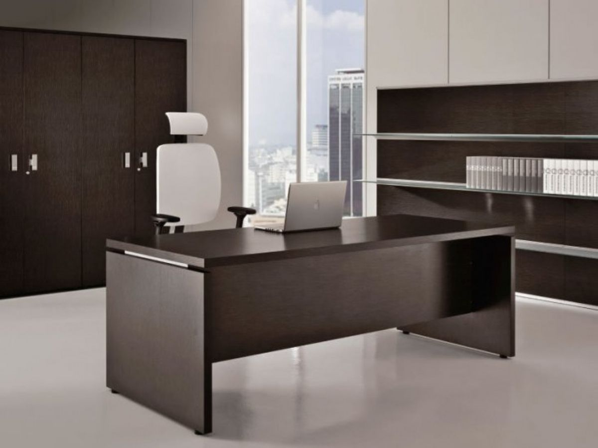 99 Contemporary Executive Office Desks Home Office Furniture