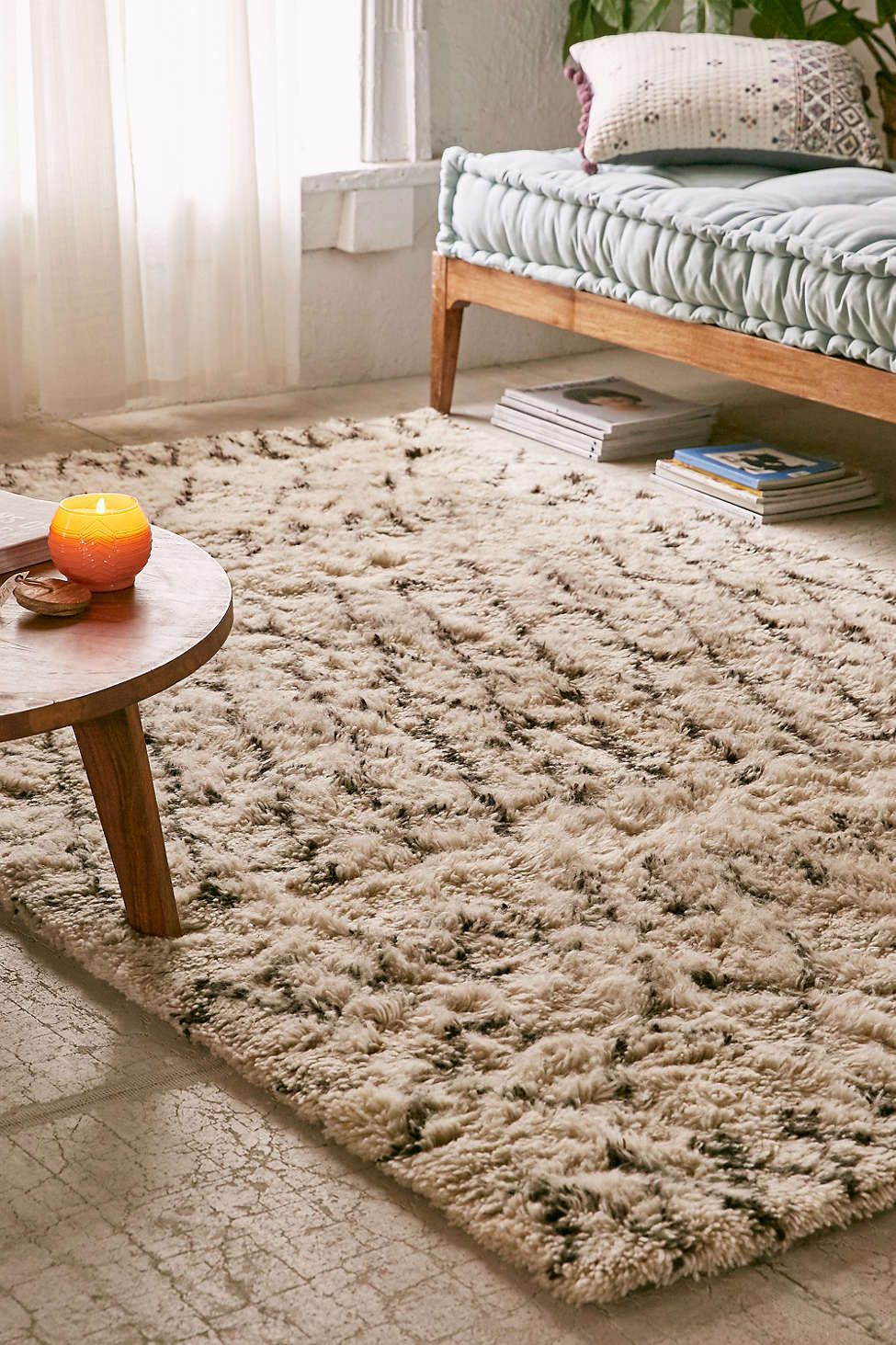 cassadaga tufted shag rug | urban outfitters, awesome and urban
