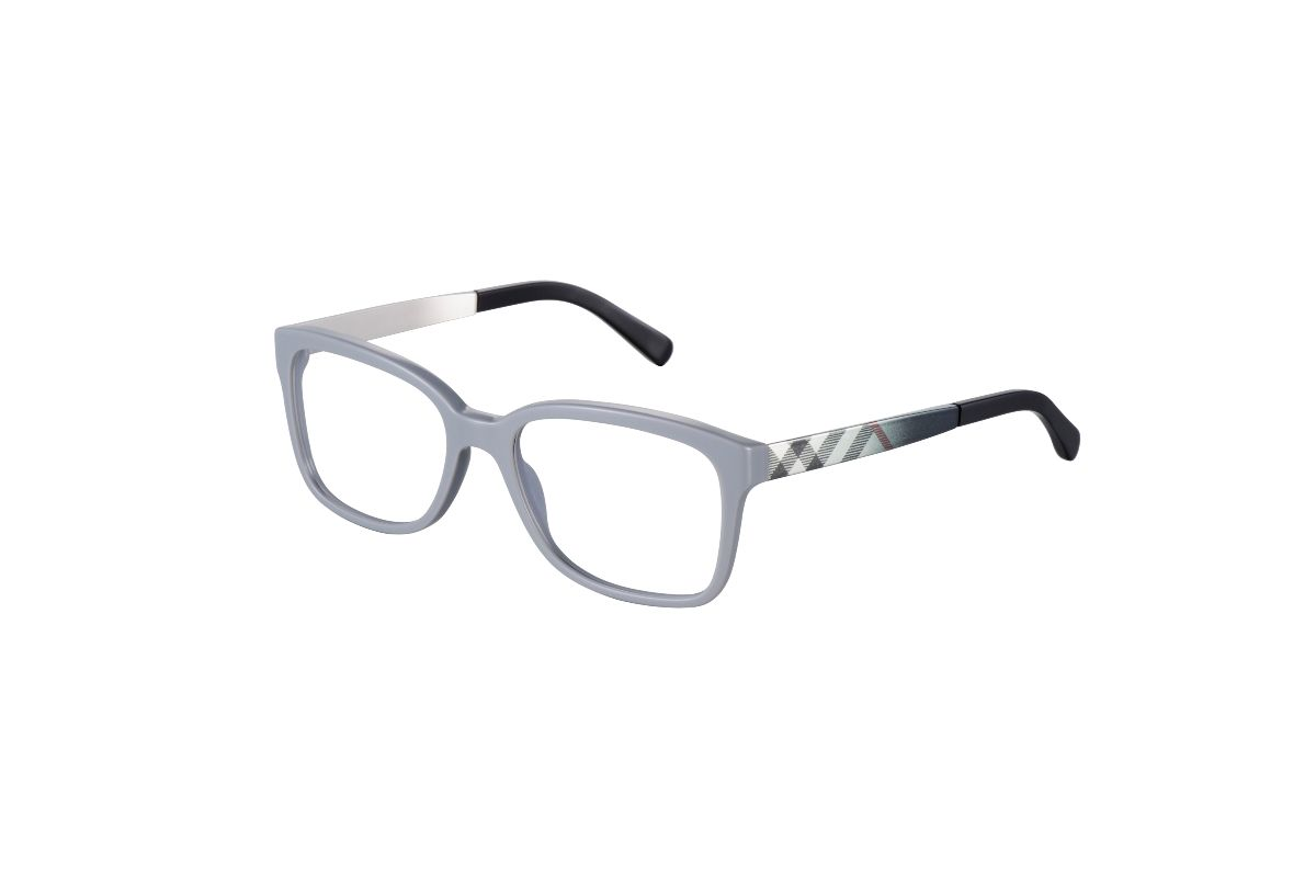 a557f0f8647b Burberry Eyeglass Frames Gray | NEW 2013 BURBERRY BE 2143 3371 TRANSPARENT  GREY EYEGLASSES .