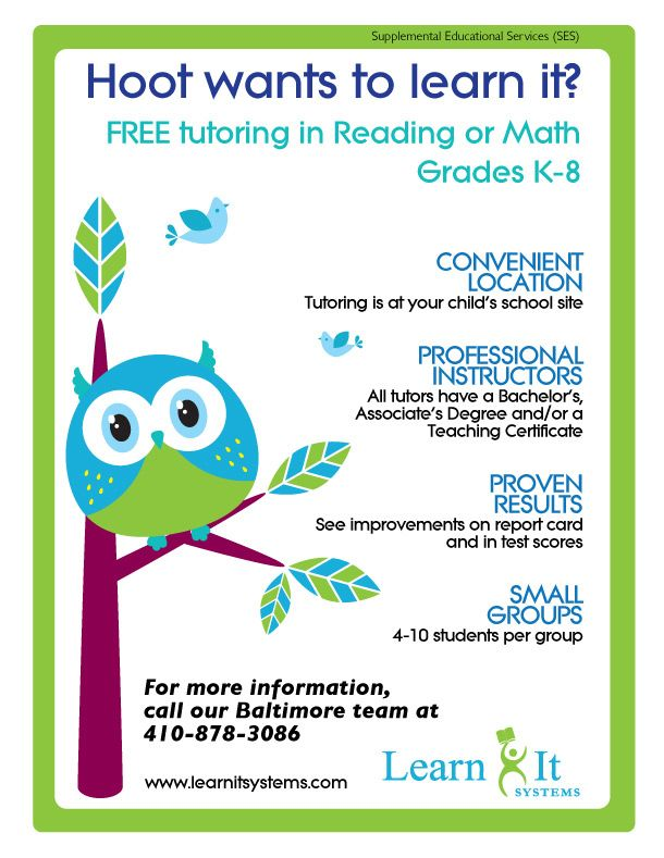 15 cool tutoring flyers 9 tutoring pinterest tutoring flyer