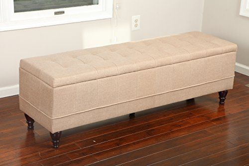 Extra Long Storage Bench Home Life 53 X 17 Extra Long Front Of Bed Storage Lift Top Bench
