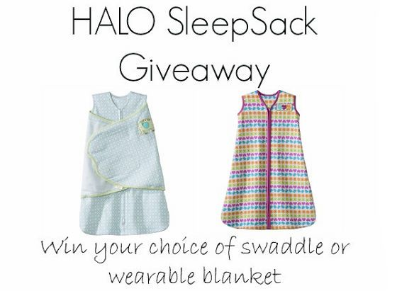 Get a chance to be the lucky winner of a SleepSack Wearable Blanket or SleepSack Swaddle. Enter now!