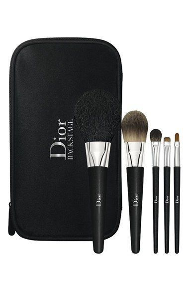 Pretty Gifts For The Beauty Junkie Style Context Makeup Brush Set Dior Beauty Best Makeup Products
