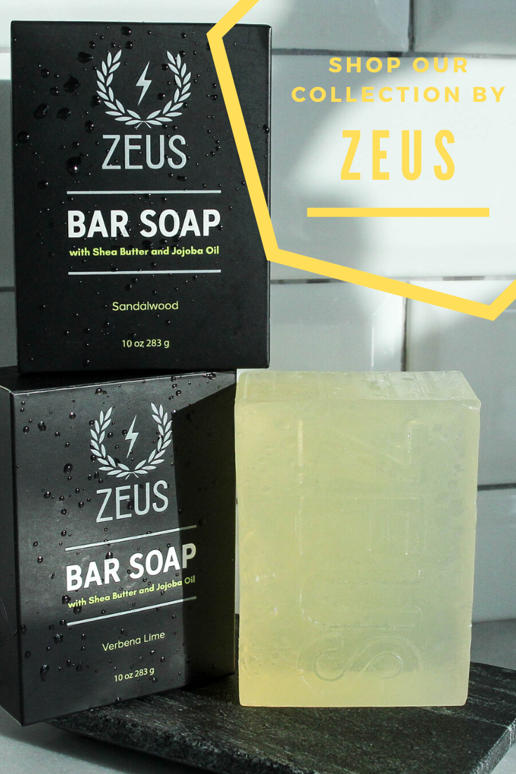 Zeus highquality products for beardsmen that work