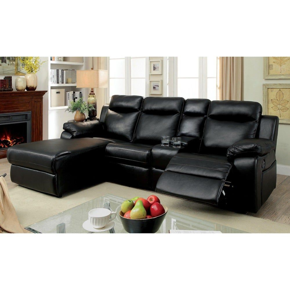Overstock Com Online Shopping Bedding Furniture Electronics Jewelry Clothing More In 2020 Reclining Sectional With Chaise Sectional Sofa With Chaise Leather Reclining Sectional