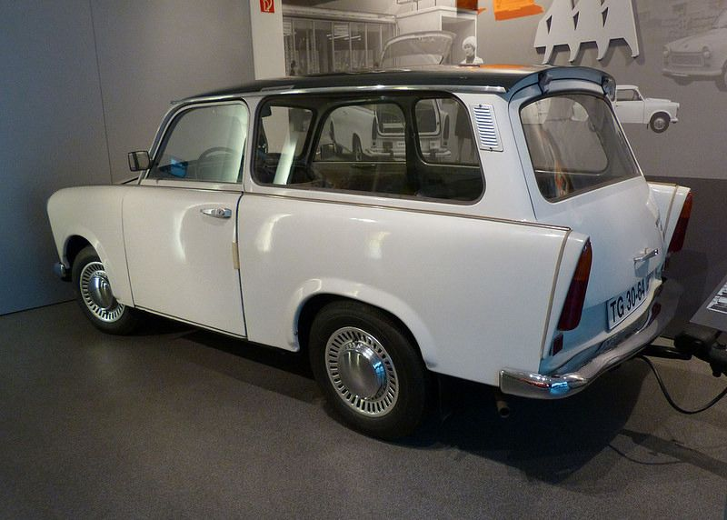 P601 Trabant Universal 1964