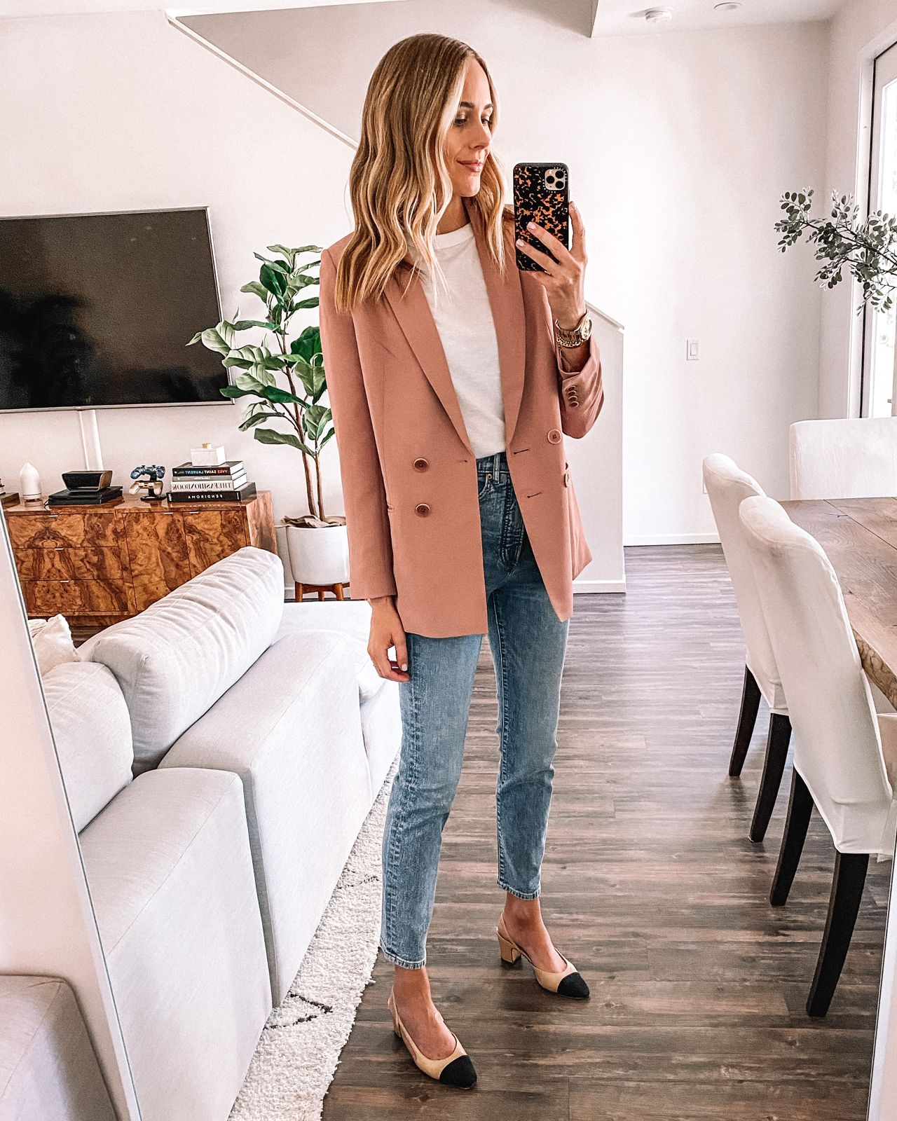 Photo of work outfits, summer work outfit, spring work outfit, blazer outfit