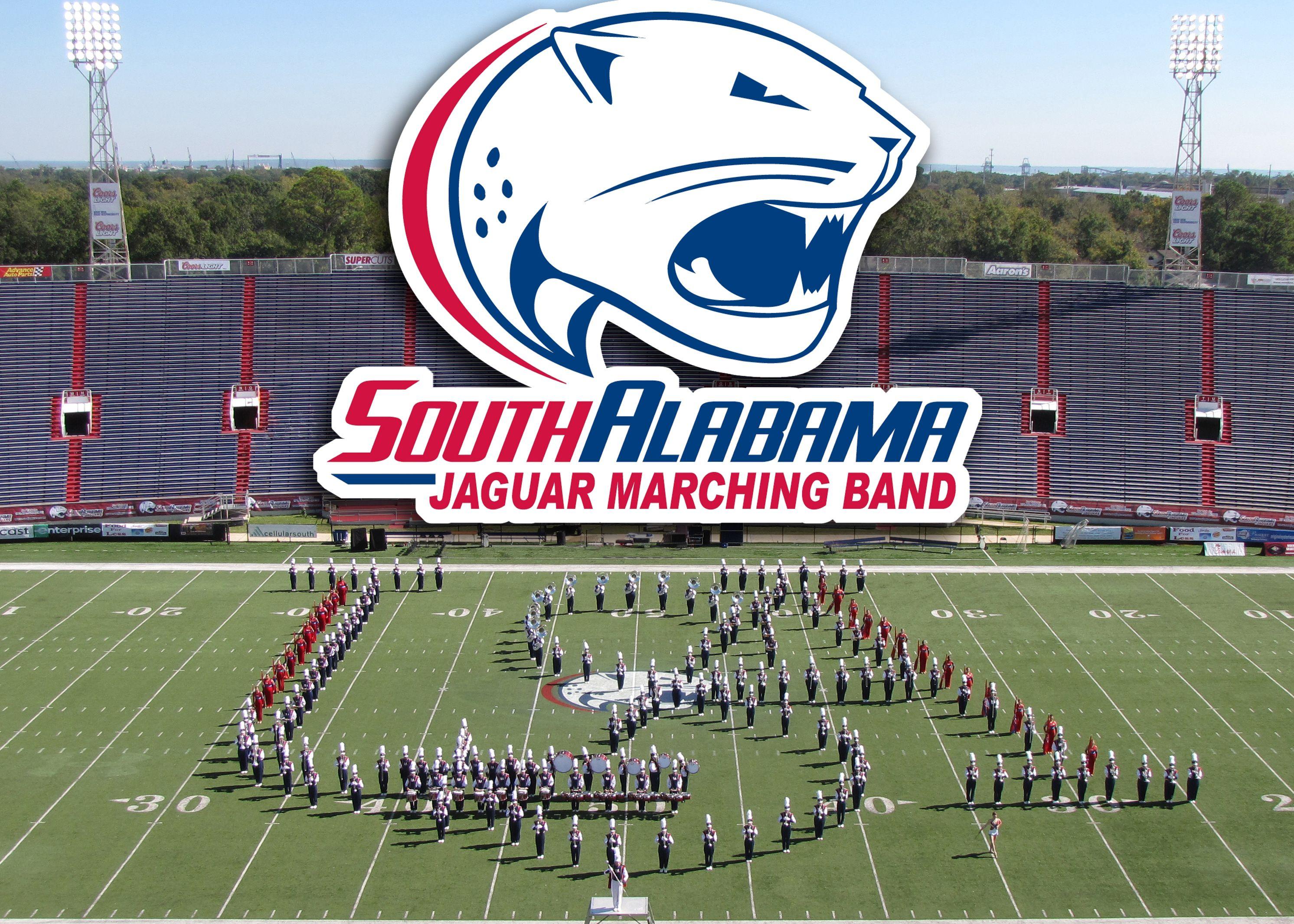 University Of Southern Alabama >> Usa Marching Band Alabama Drumline Band