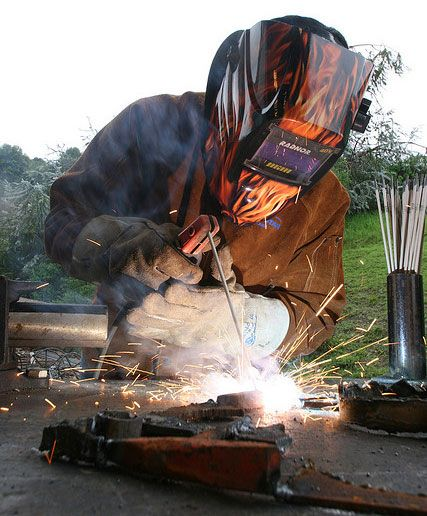 From MIG to TIG and from Stick to Laser, today's blog post ...