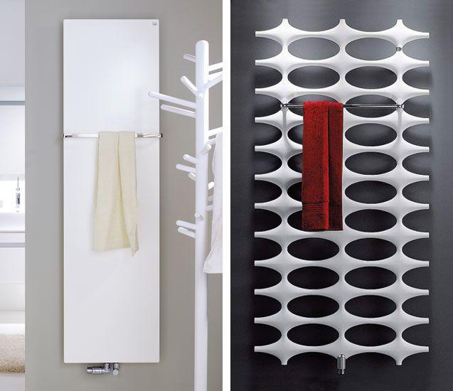 Sècheserviette Zehnder Et Kermi Architecture Déco Pinterest - Seche serviette mural salle de bain