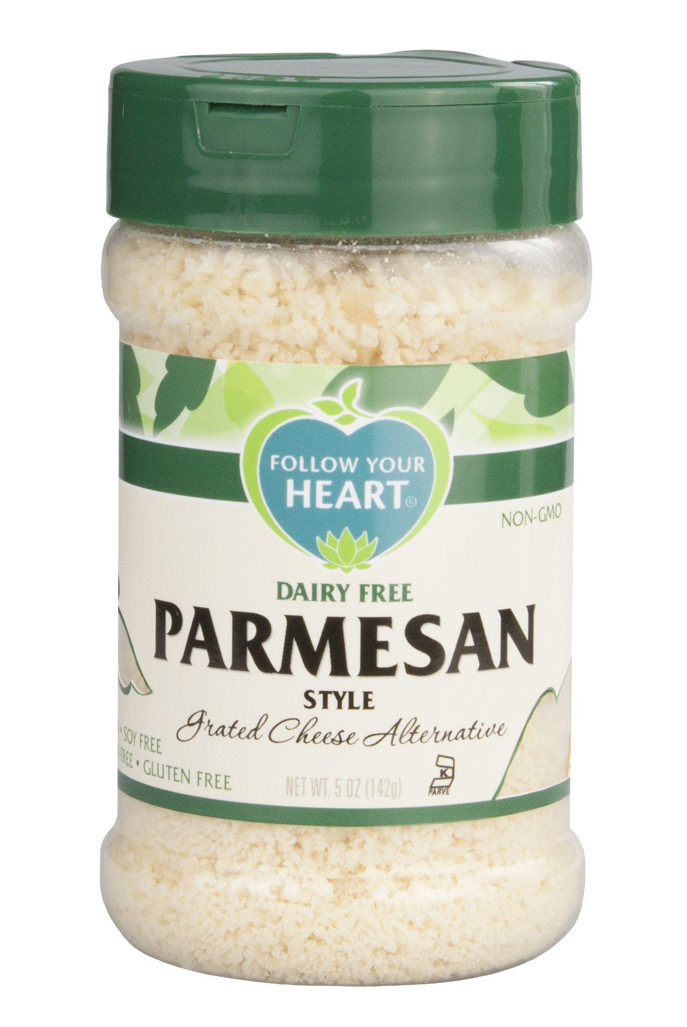 Parmesan Grated