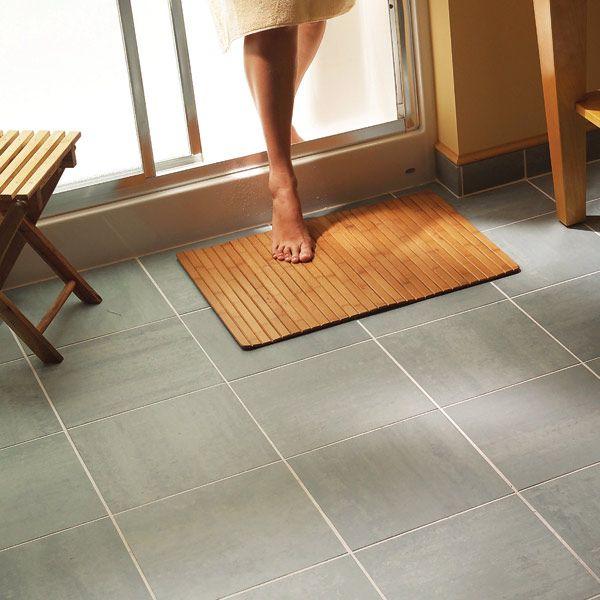 Install a ceramic tile floor in the bathroom small bathroom tiles install a ceramic tile floor in the bathroom solutioingenieria Choice Image