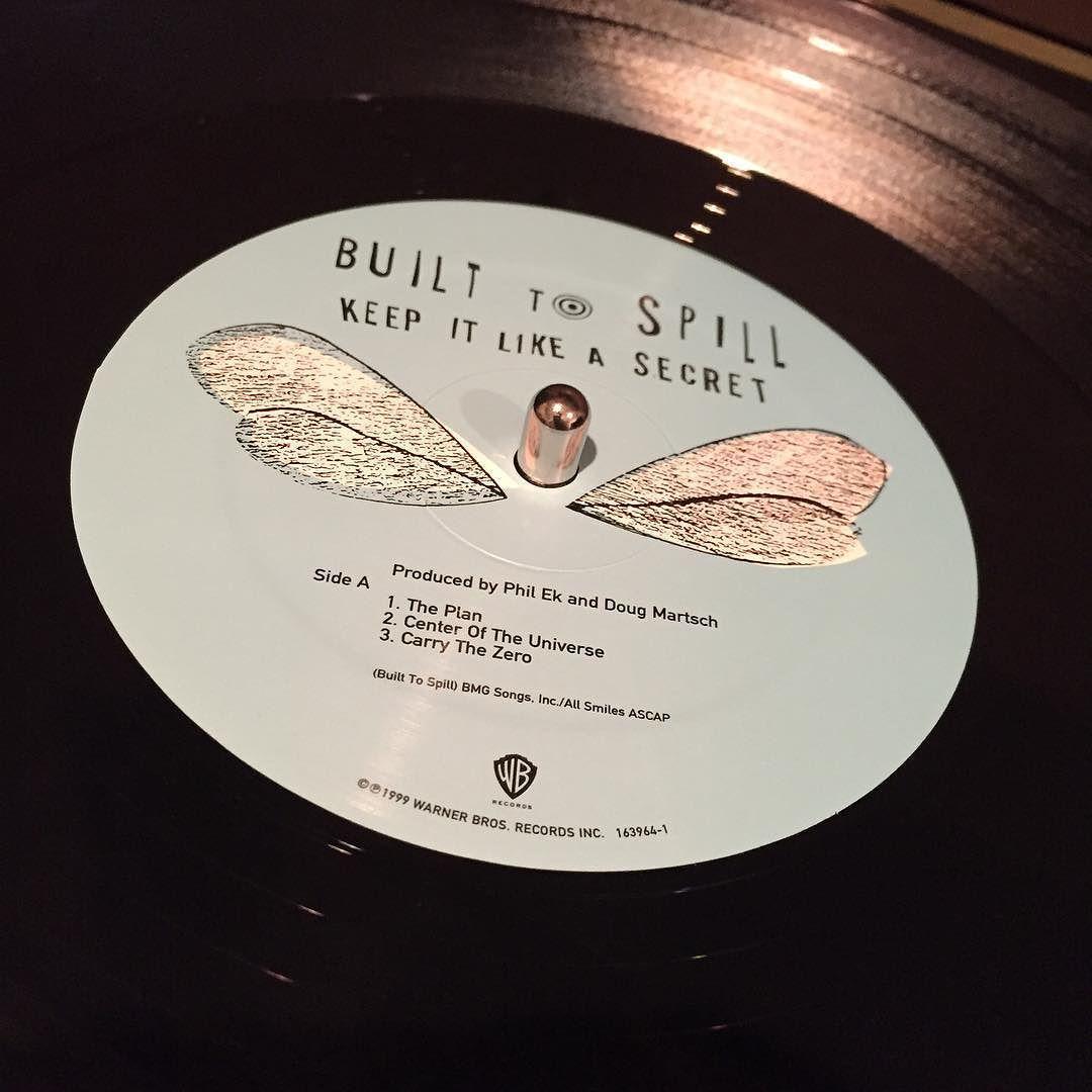 Varsity Vinyl On Instagram Picked Up This Analog Reissue Yesterday Loving It Vinyl Builttospill Nowspinning Sunday Beer Built To Spill Vinyl Varsity