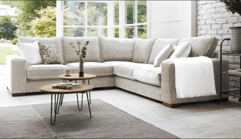 Ashdown Large Corner Sofa | Home in 2019 | Bedroom furniture ...