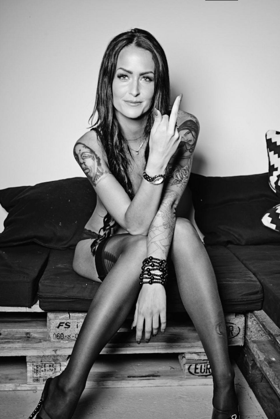Stephanie Geggo [Månedens Babe] | Fotostudie, Piger, Smuk
