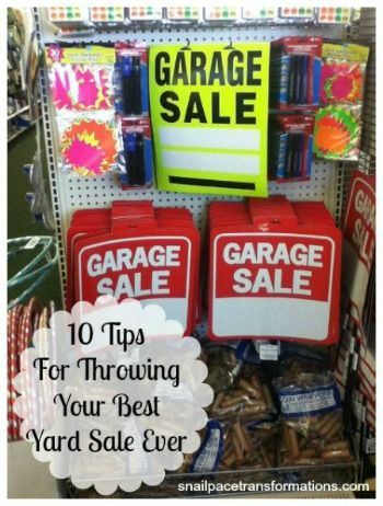 10 tips for a great yard sale (smaller)