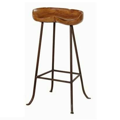WR 116 Bar Tractor Seat Stools By Wright Table Company On HomePortfolio