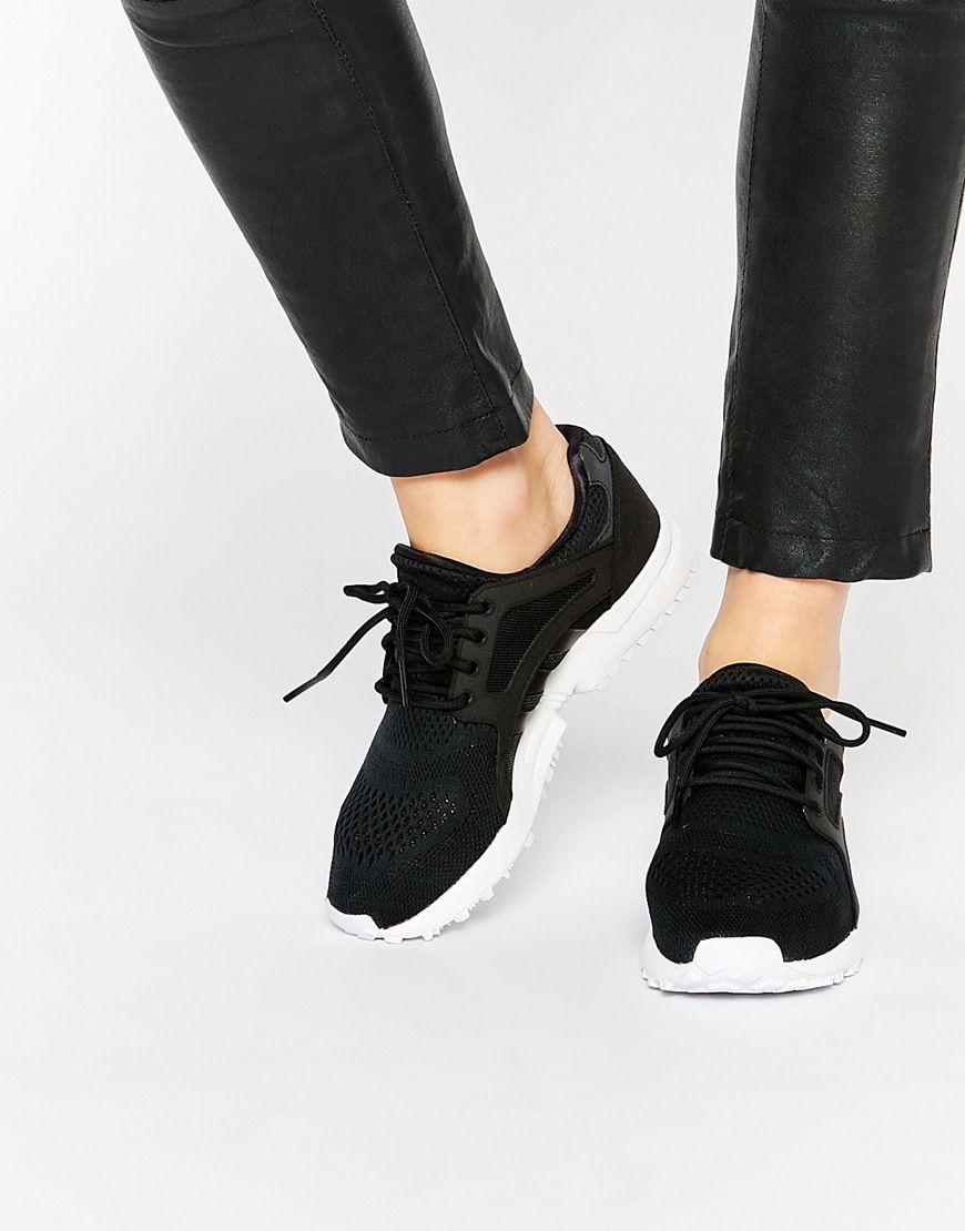 adidas Originals Racer Lite Black Trainers