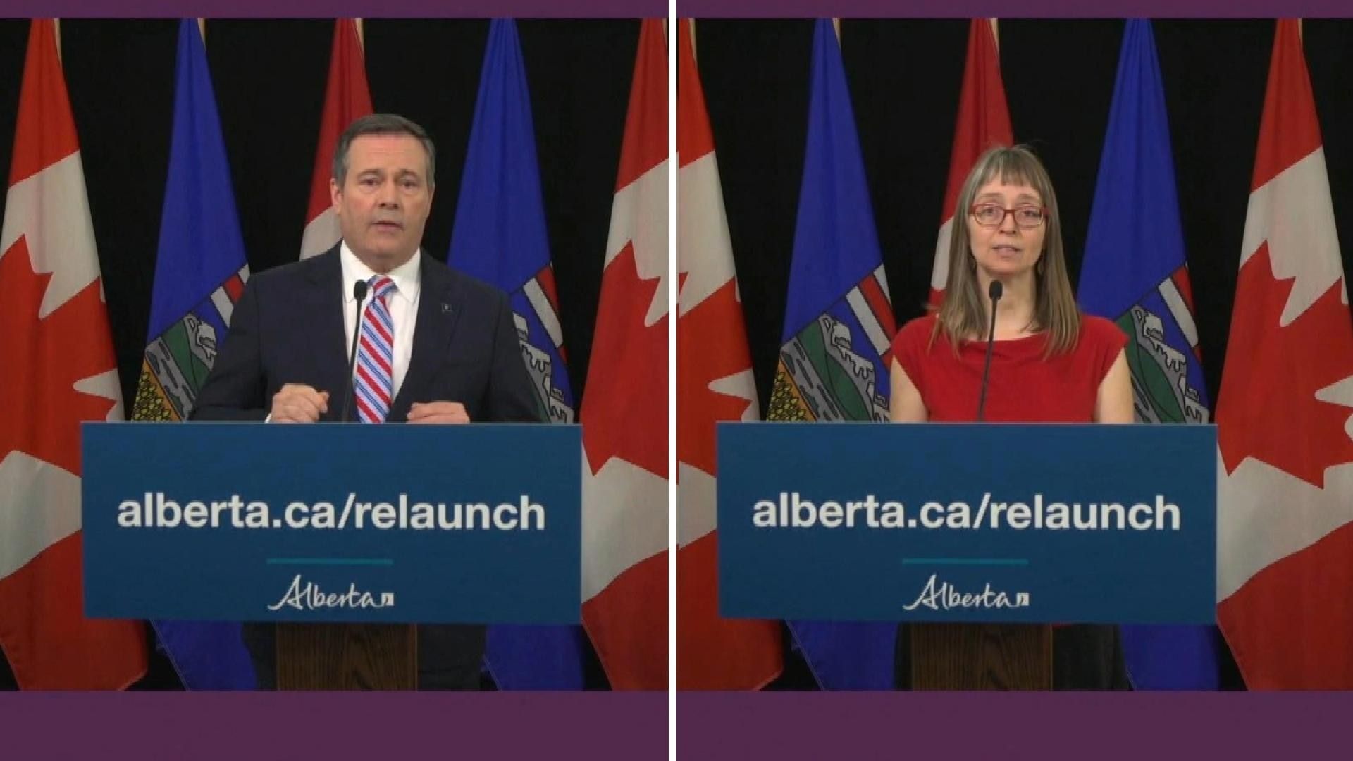 Alberta will move to Stage 2 of relaunch on Friday