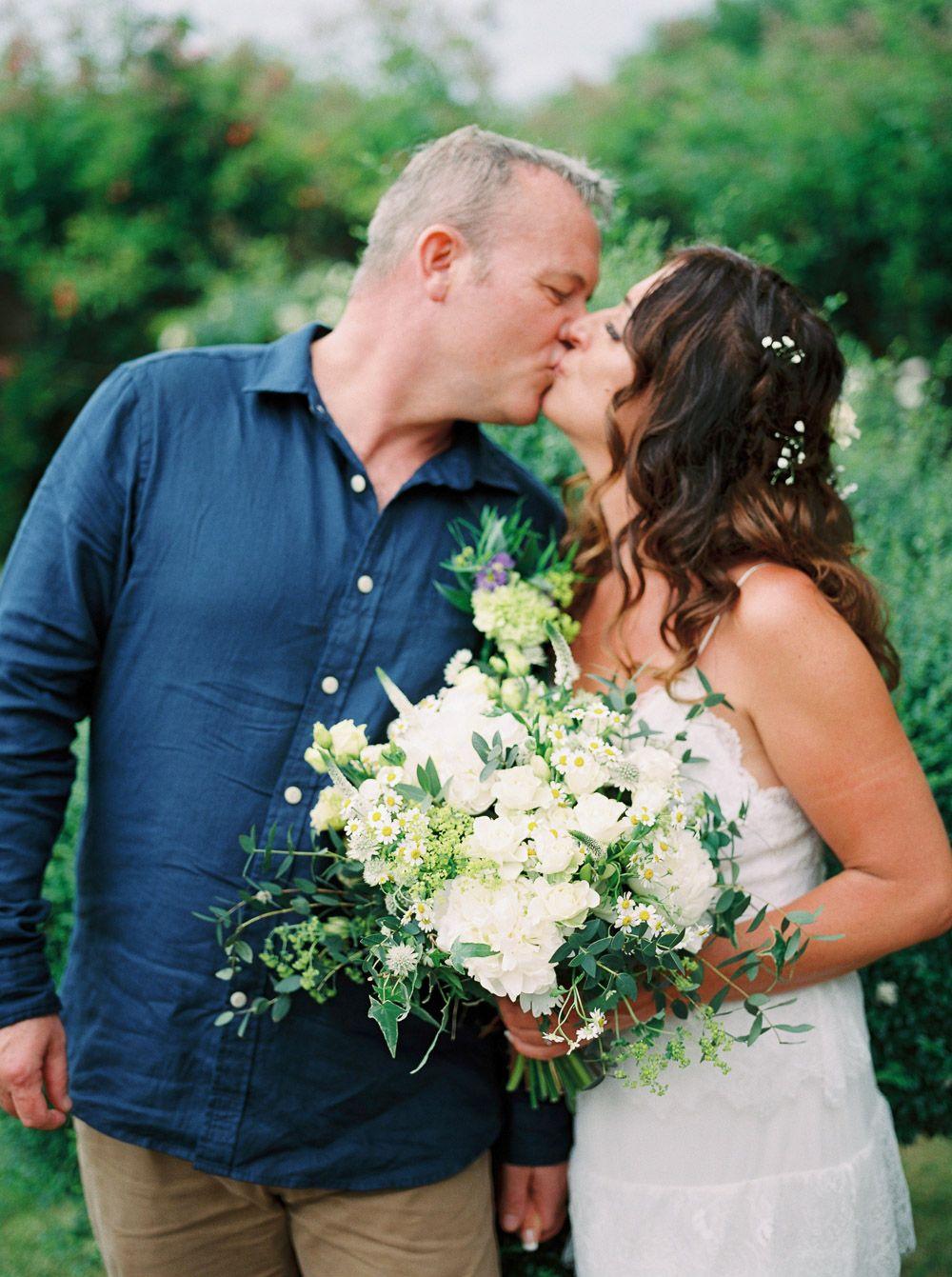 Honeybrook Farm Wedding Venue In Wiltshire With Free People Dress