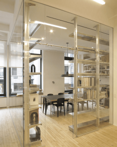 Floor To Ceiling Shelving System By E Z