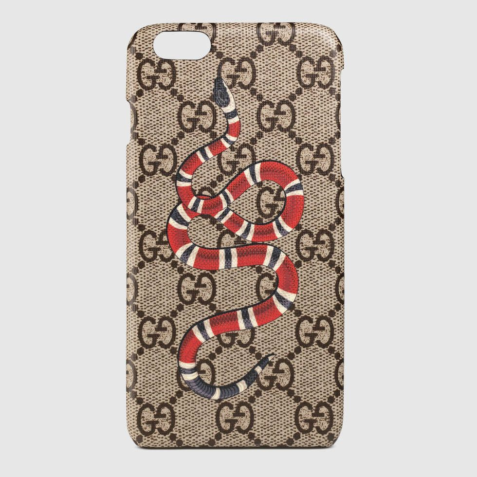 a52e3d3d24b Gucci iPhone case. Gucci iPhone case Carcasa De Iphone 6 Plus, Fundas ...