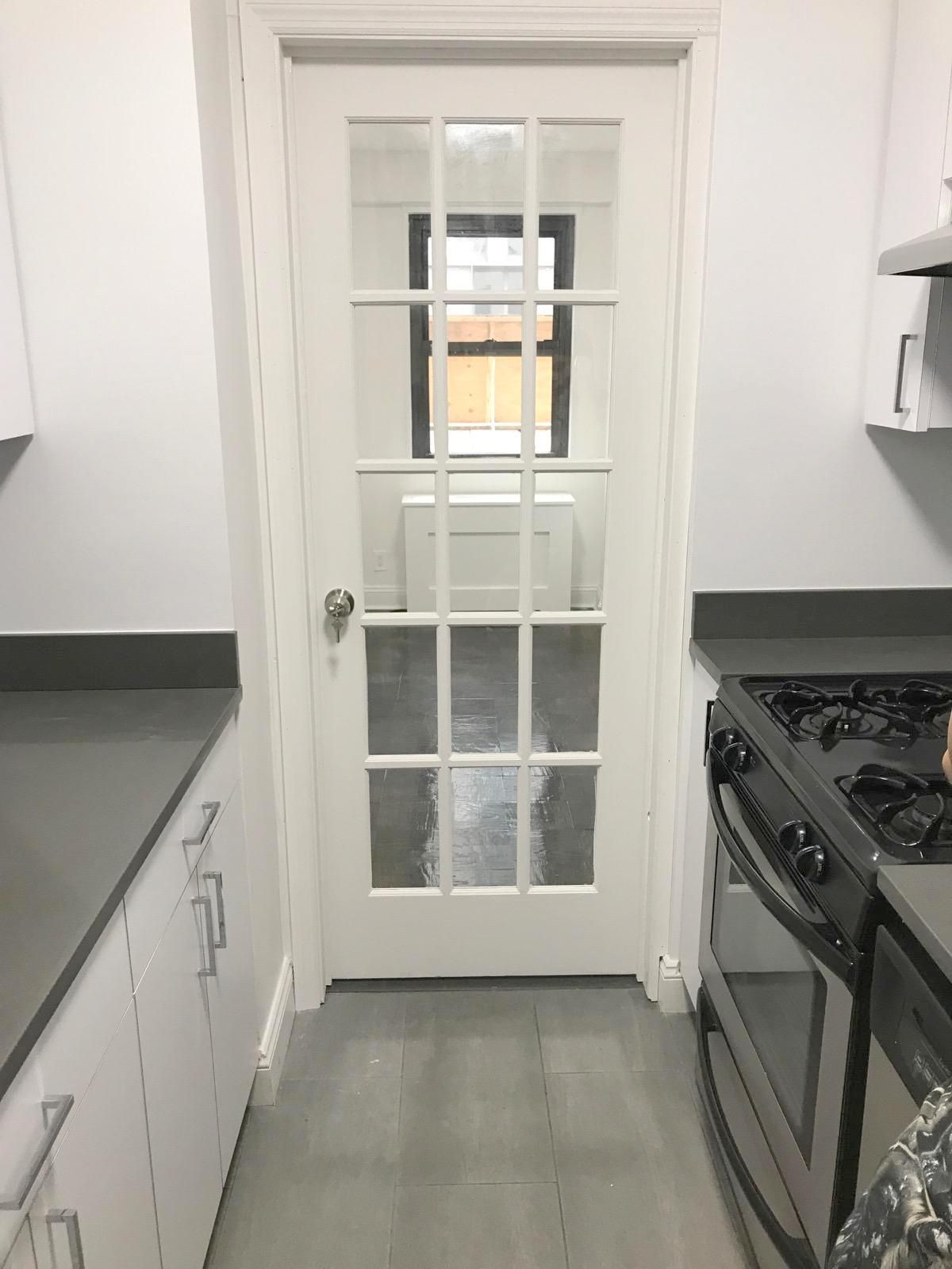 French Door Kitchen Closure Call Us For All Your Custom