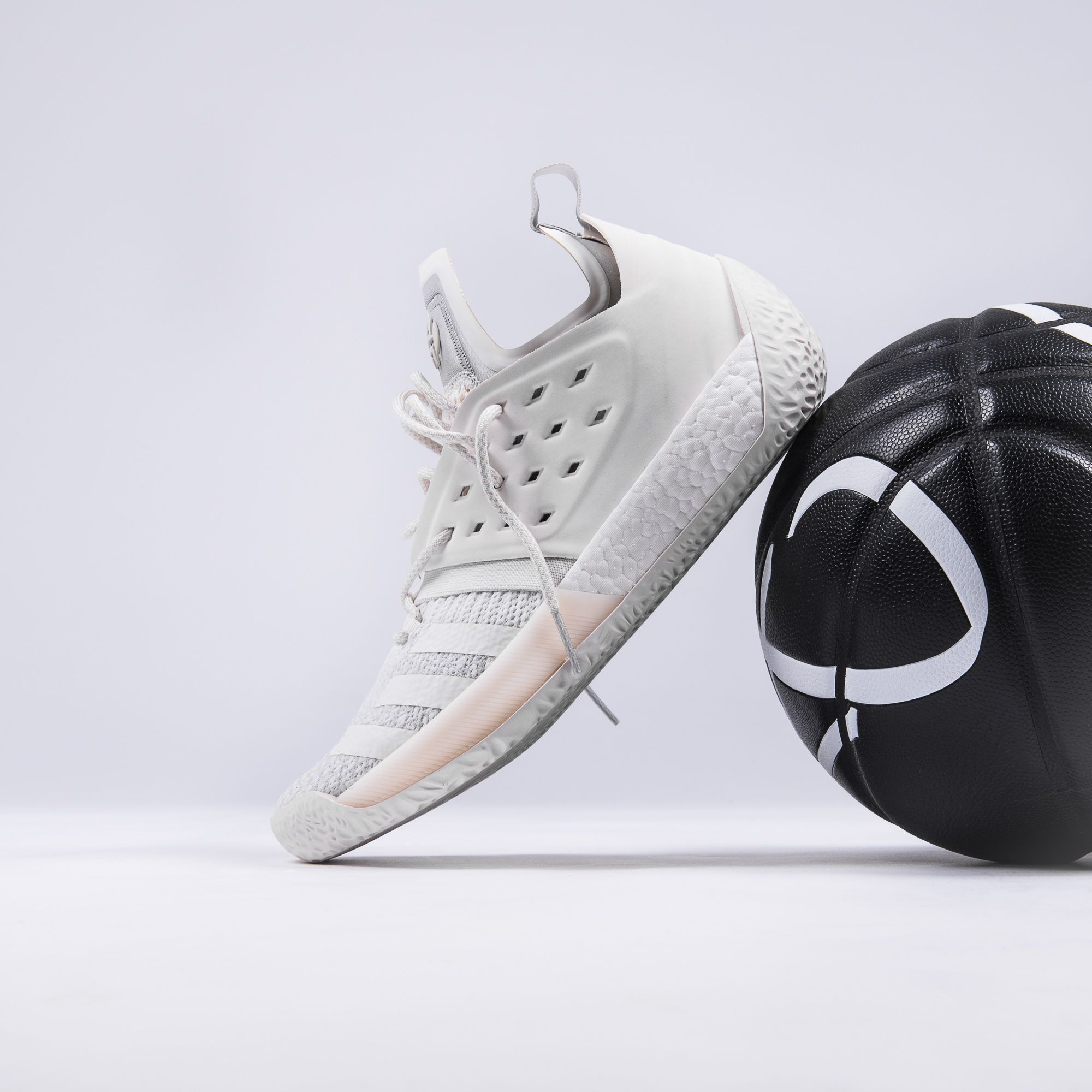 If You Want To Feel Like Walking On Air You Gotta Get These Cloud White Adidas Harden Vol2 Cop Yours On Kickz C Adidas Basketball Shoes Best Basketball Shoes