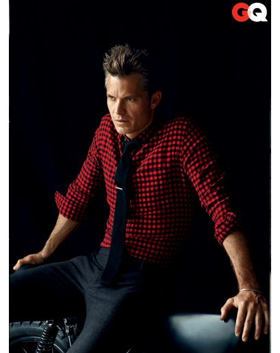 The Gq Guide To Shirting Gingham Dress Men Wear And