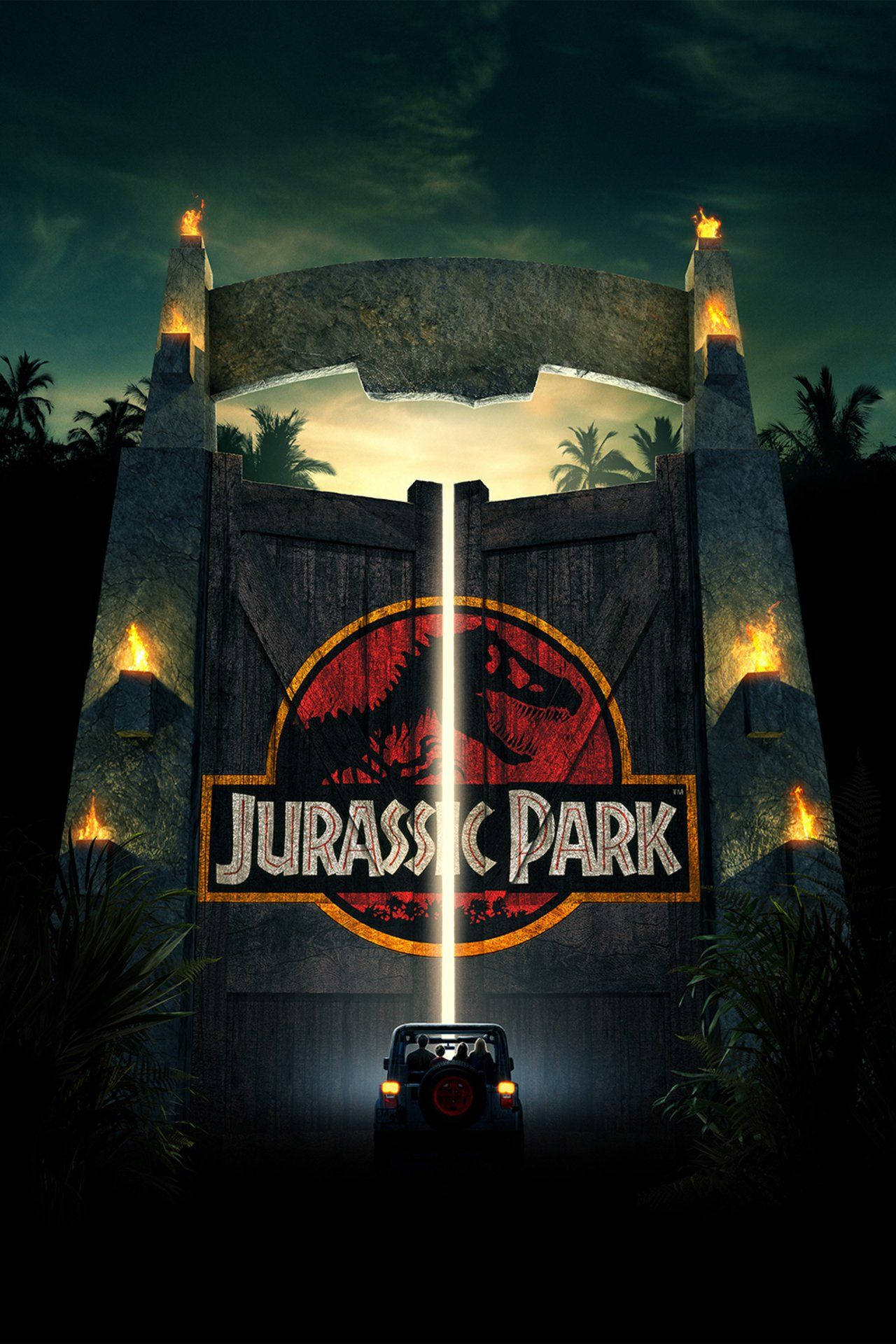 Pin by Tom Gallaugher on Movie Posters Jurassic park