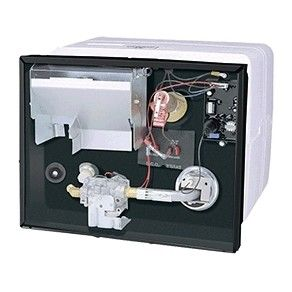 Nti High Efficiency Propane Boiler For In Floor Radiant Heat Grundfos Alpha Circ Pump Coppe Radiant Floor Heating Floor Heating Systems Heating And Plumbing