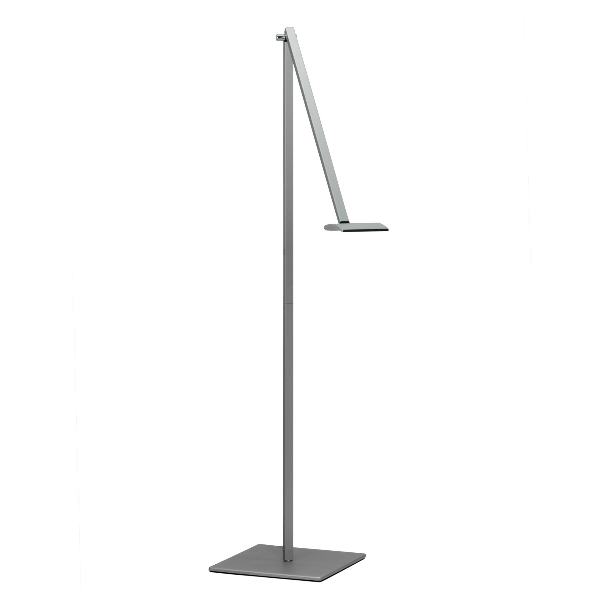 Mosso Pro Tunable White Floor Lamp By Koncept Lighting Ar2001 Sil Flr In 2020 Lamp Floor Lamp White Floor Lamp