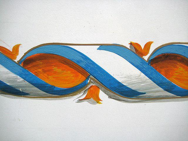 Fileteado Porteño - Colectivos by Thomas Locke Hobbs, via Flickr
