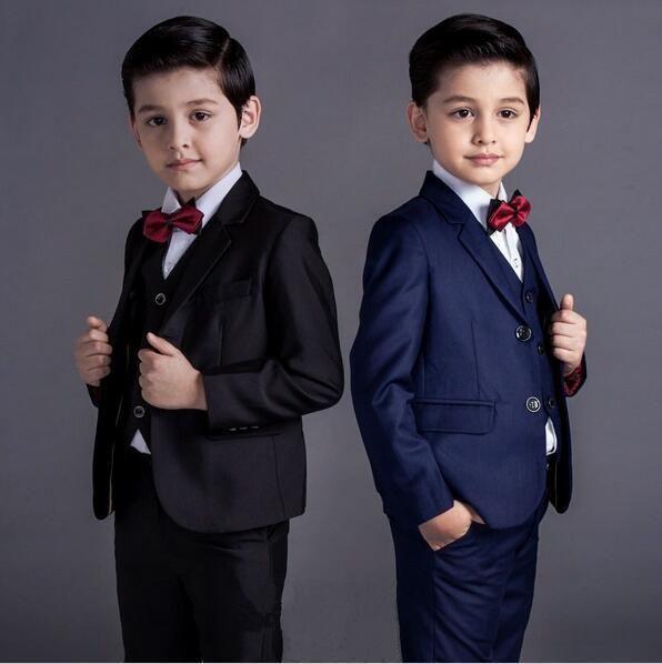 5 Pcsset Boys Prom Formal Dress Suit Products Pinterest Dress