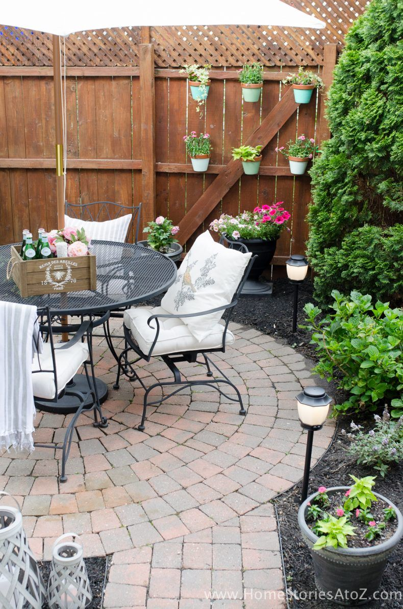 Urban Backyard Makeover With Outdoor Mosquito Repellent Lighting   Home  Stories A To Z