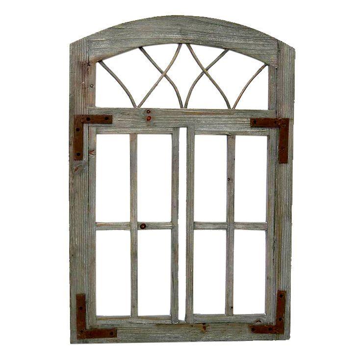 19 X 27 In Wood Wall Décor 50 Home Decor(garden Ridge)
