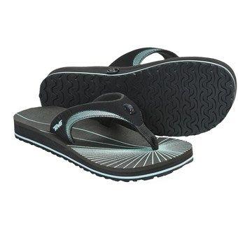 f48431a7bd2d Teva Illum 2 Flip-Flop Sandals (For Women) in Black